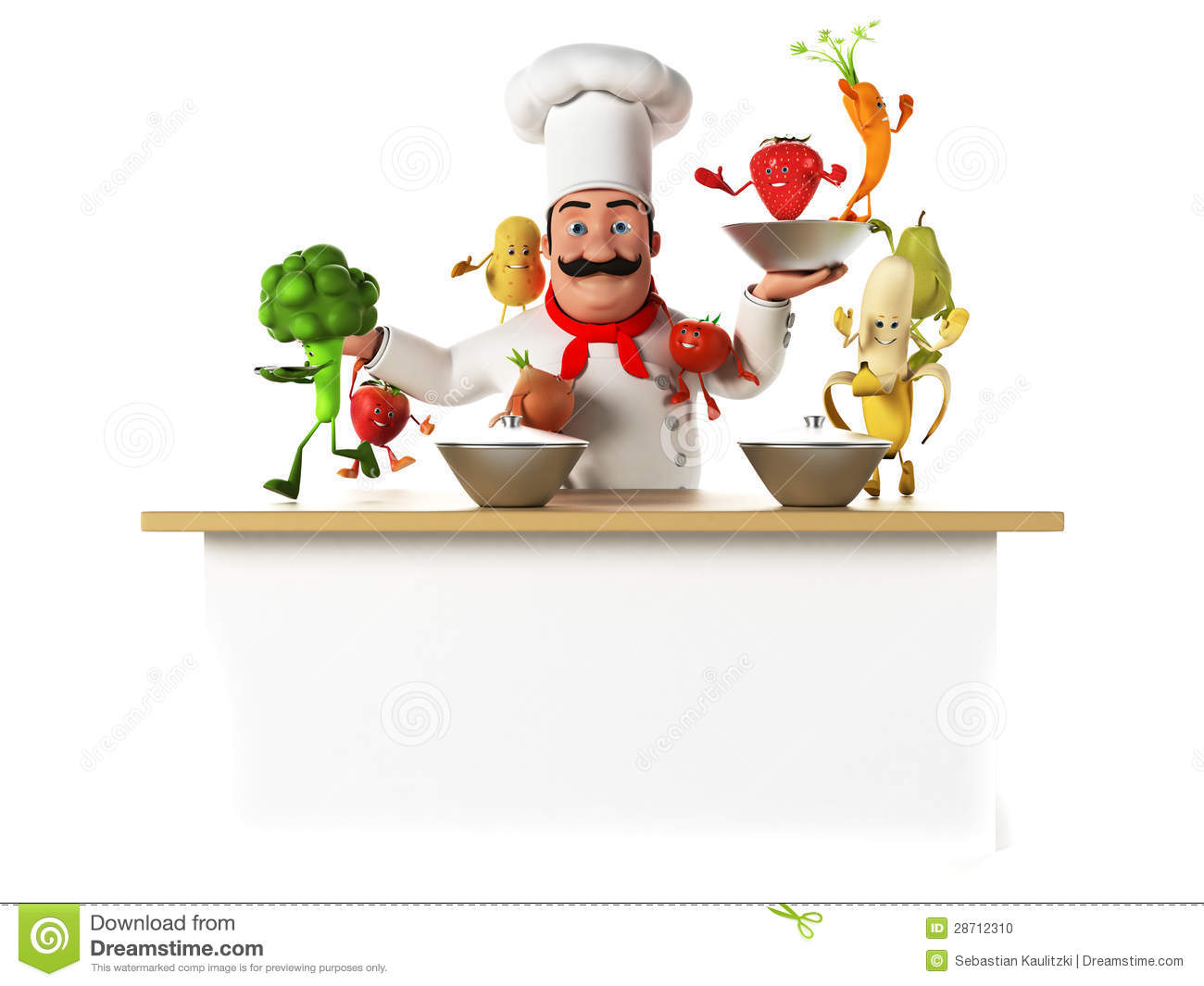Chef de cuisine avec des vegatables photo stock image - What is a chef de cuisine ...