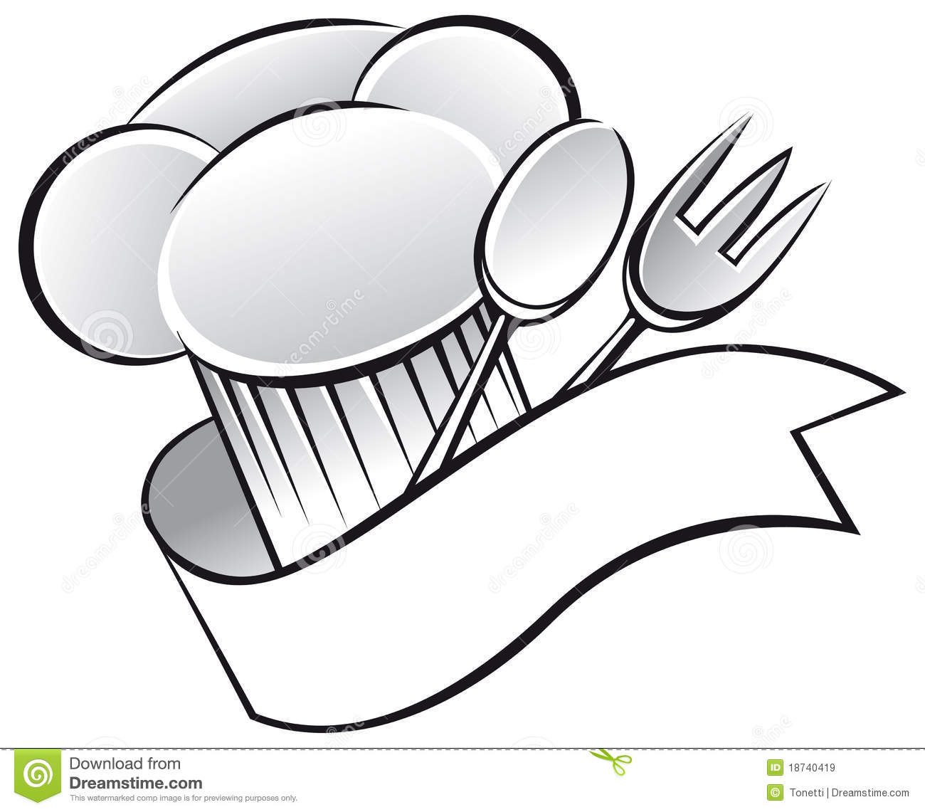 clipart cook hat - photo #22