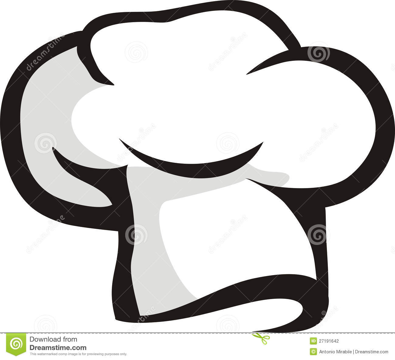 cooking hat clipart - photo #37