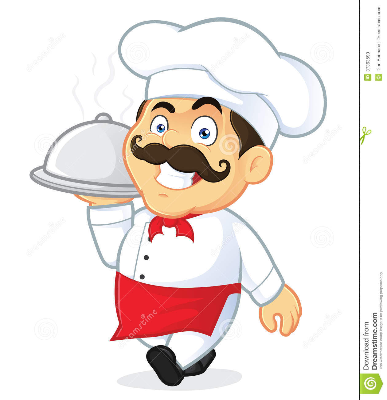 Catering Chef Clipart b014bdbab6f1