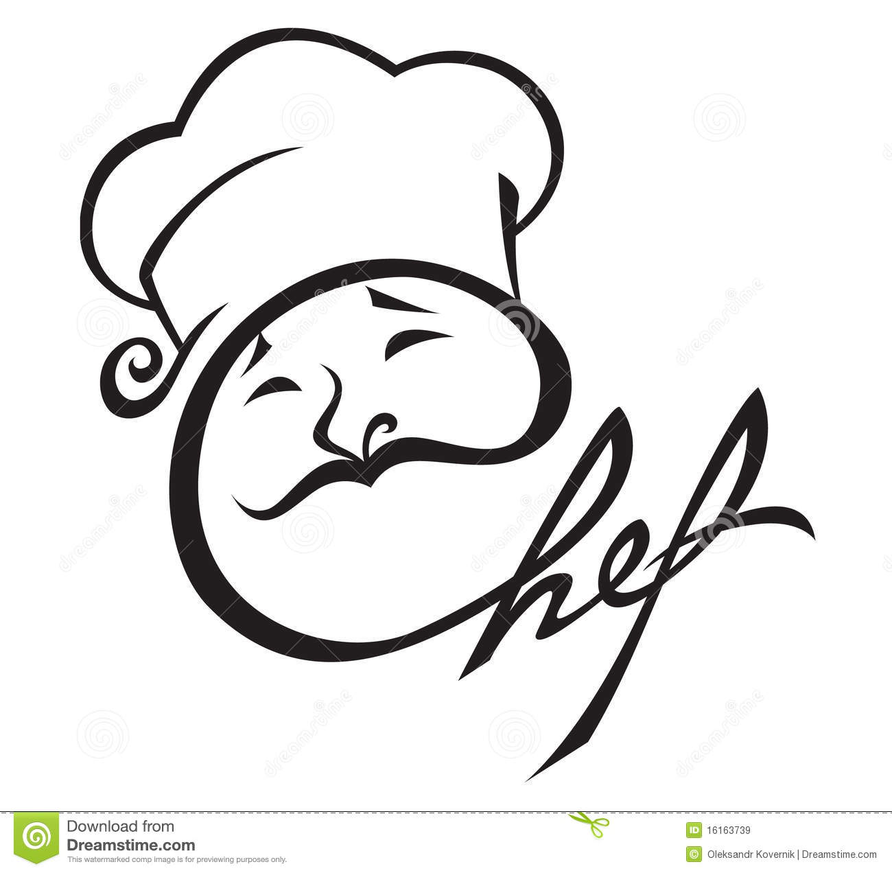 Chef icon royalty free stock images image 16163739 - Utensilios de chef ...