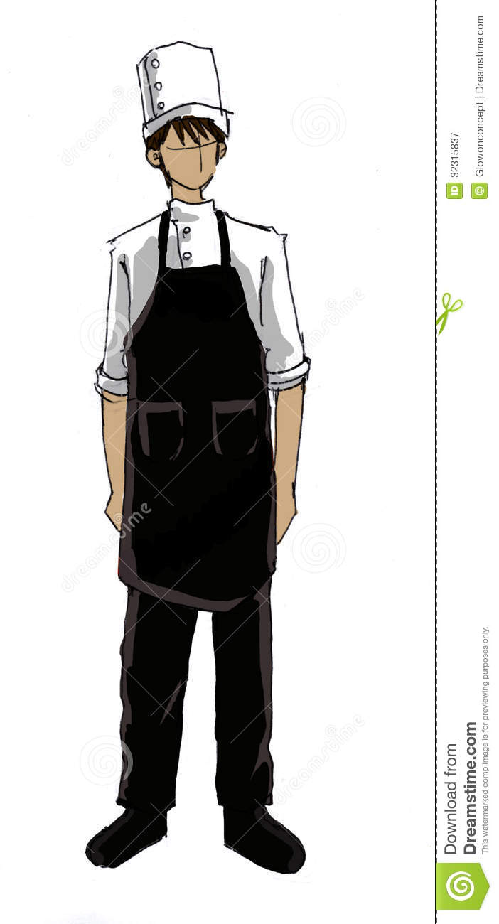 Chef Illustration Royalty Free Stock Photography - Image: 32315837