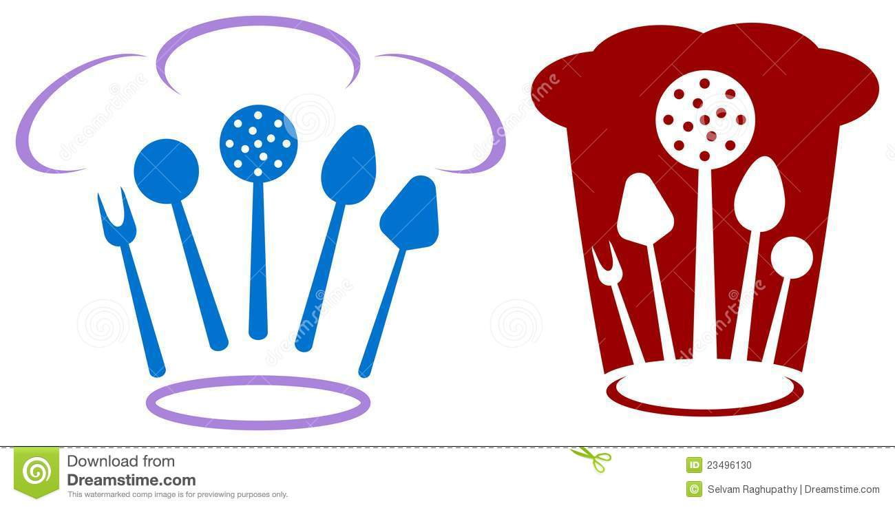 Chef Logo Stock Vector Image Of Cook Character Hotel