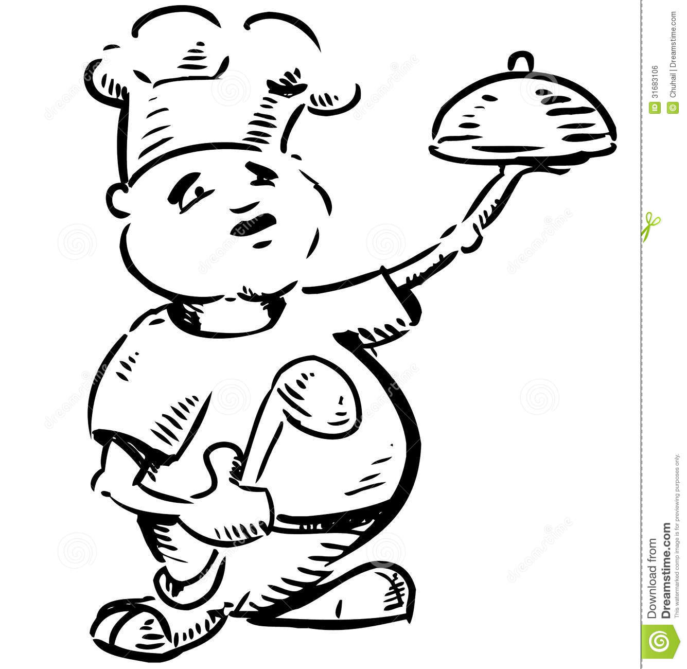 chef with tray of food in hand royalty free stock image empty lunch tray clipart hot lunch tray clipart