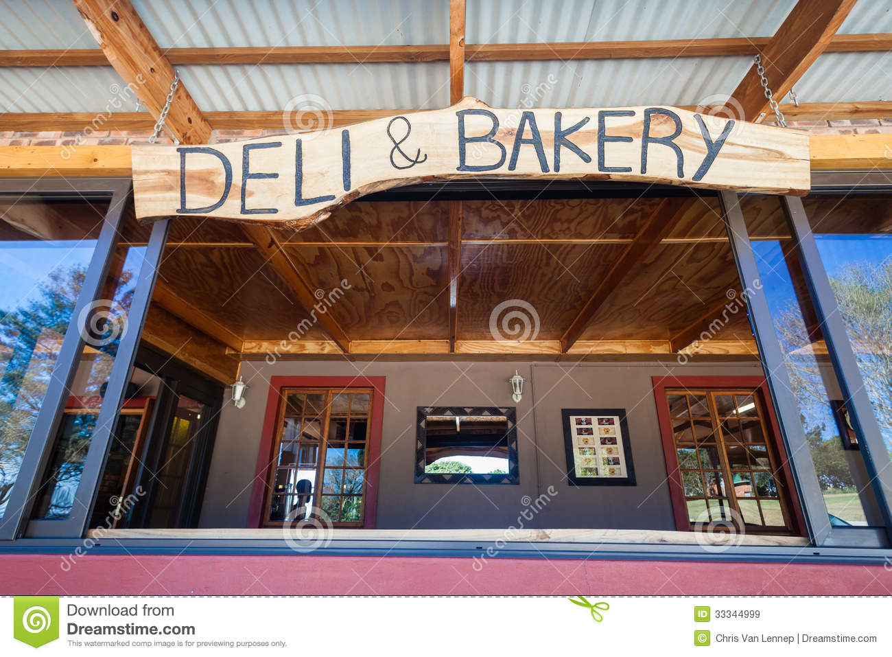 Chefs school signs bakery editorial stock image