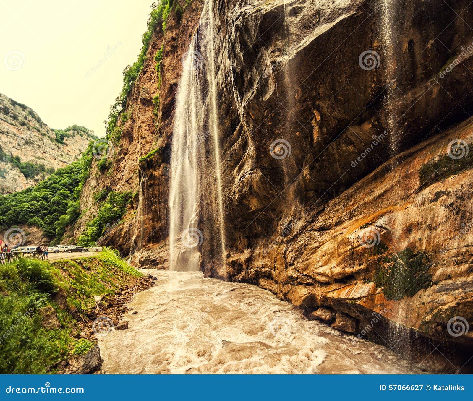 Chegem waterfalls. Chegem waterfalls (Kabardino-Balkaria), how to get there 94