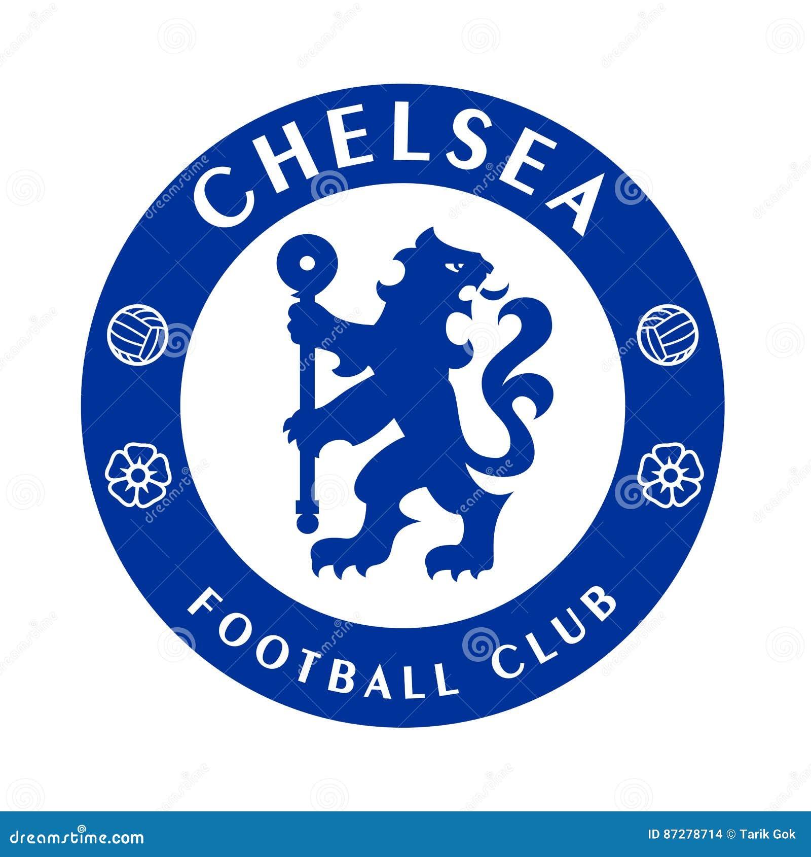 Chelsea F.C. Editorial Stock Image. Illustration Of Club