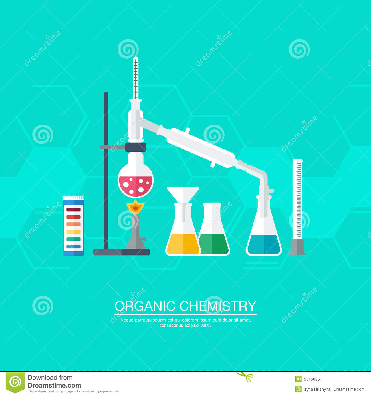 Chemical Concept Organic Chemistry Synthesis Of