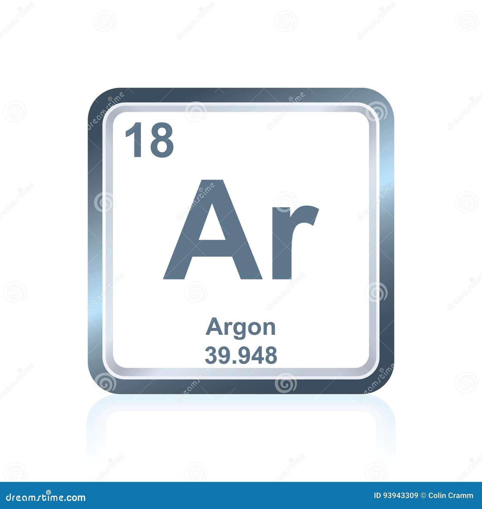 Argon Stock Illustrations 207 Argon Stock Illustrations Vectors
