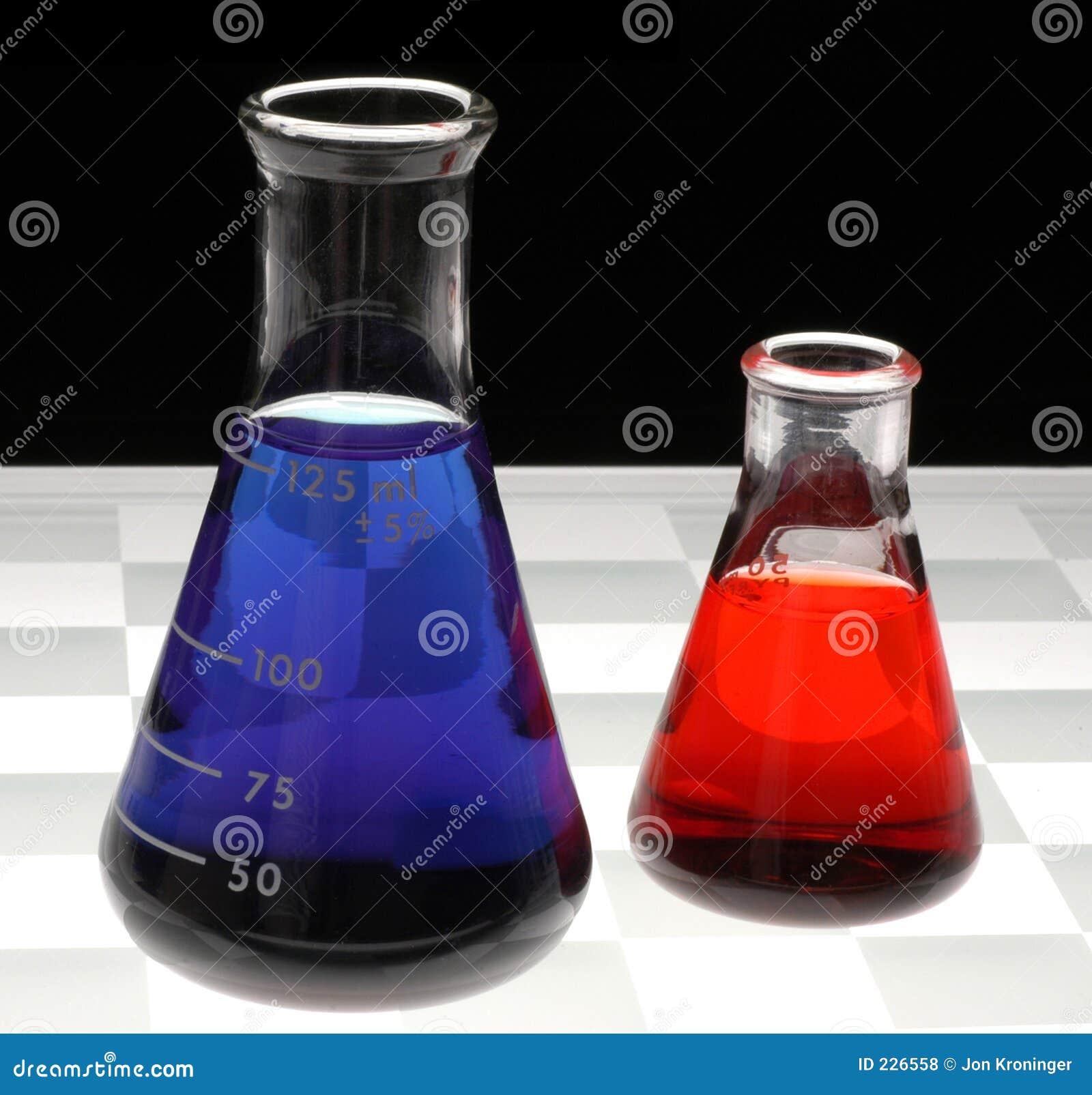 Chemical flaskor
