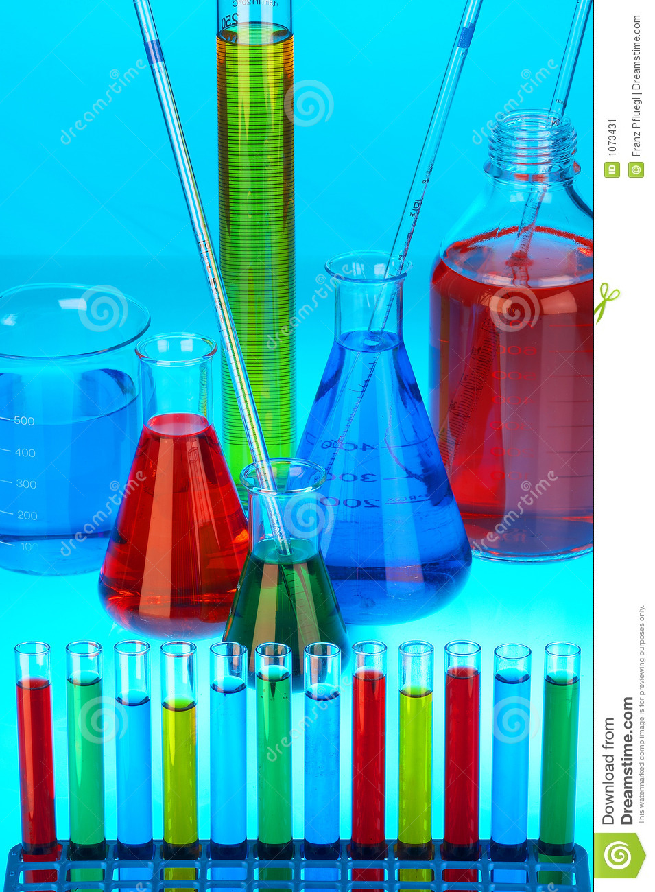chemical liquids stock image  image of chemical  pharmaceuticals