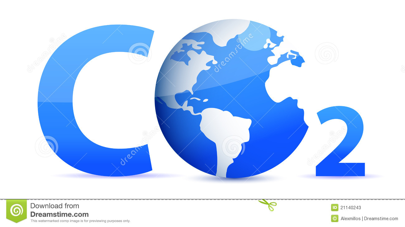 Chemical symbol co2 for carbon dioxide in blue stock photos royalty free stock photo gamestrikefo Choice Image