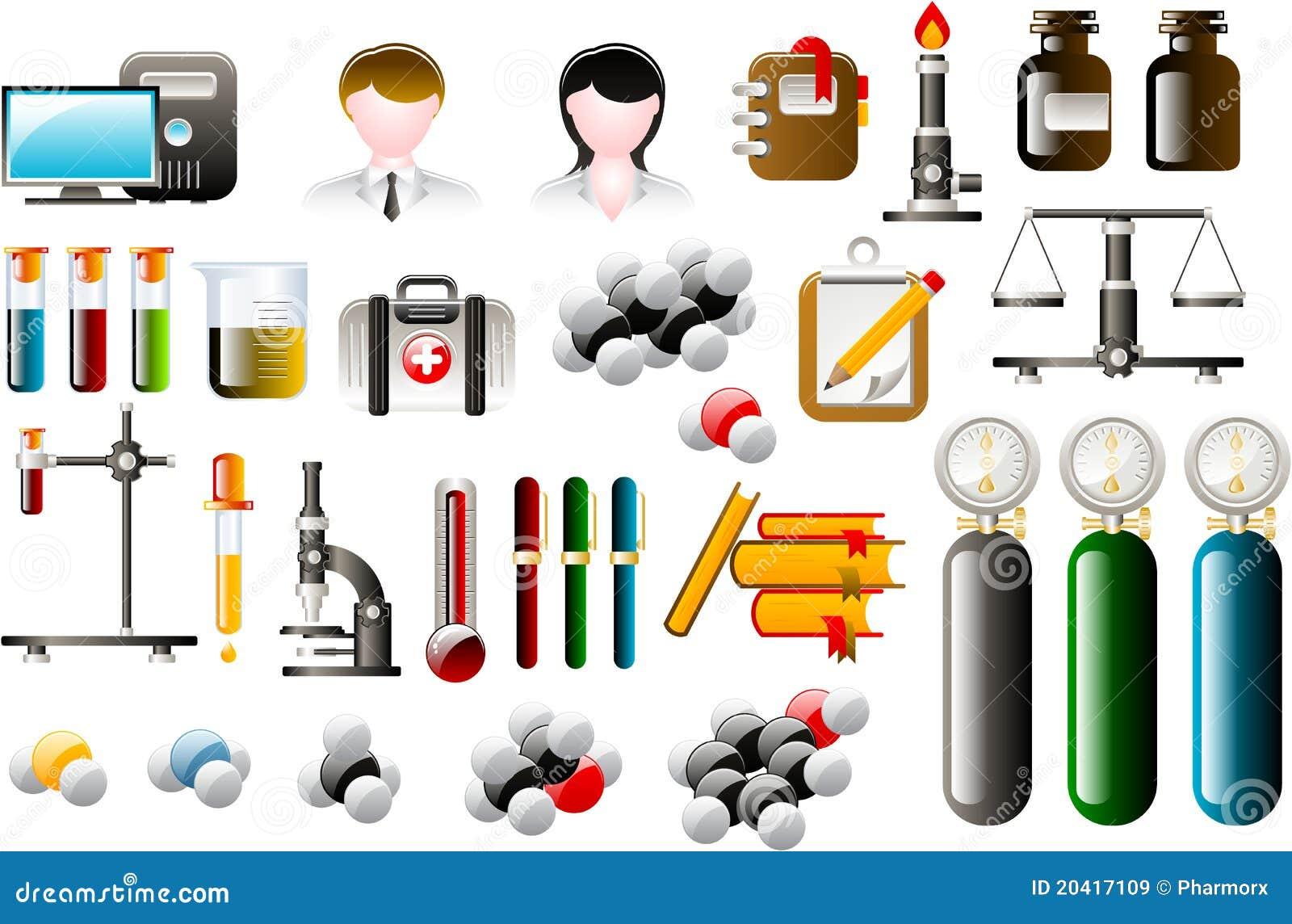 Chemiczne ikony