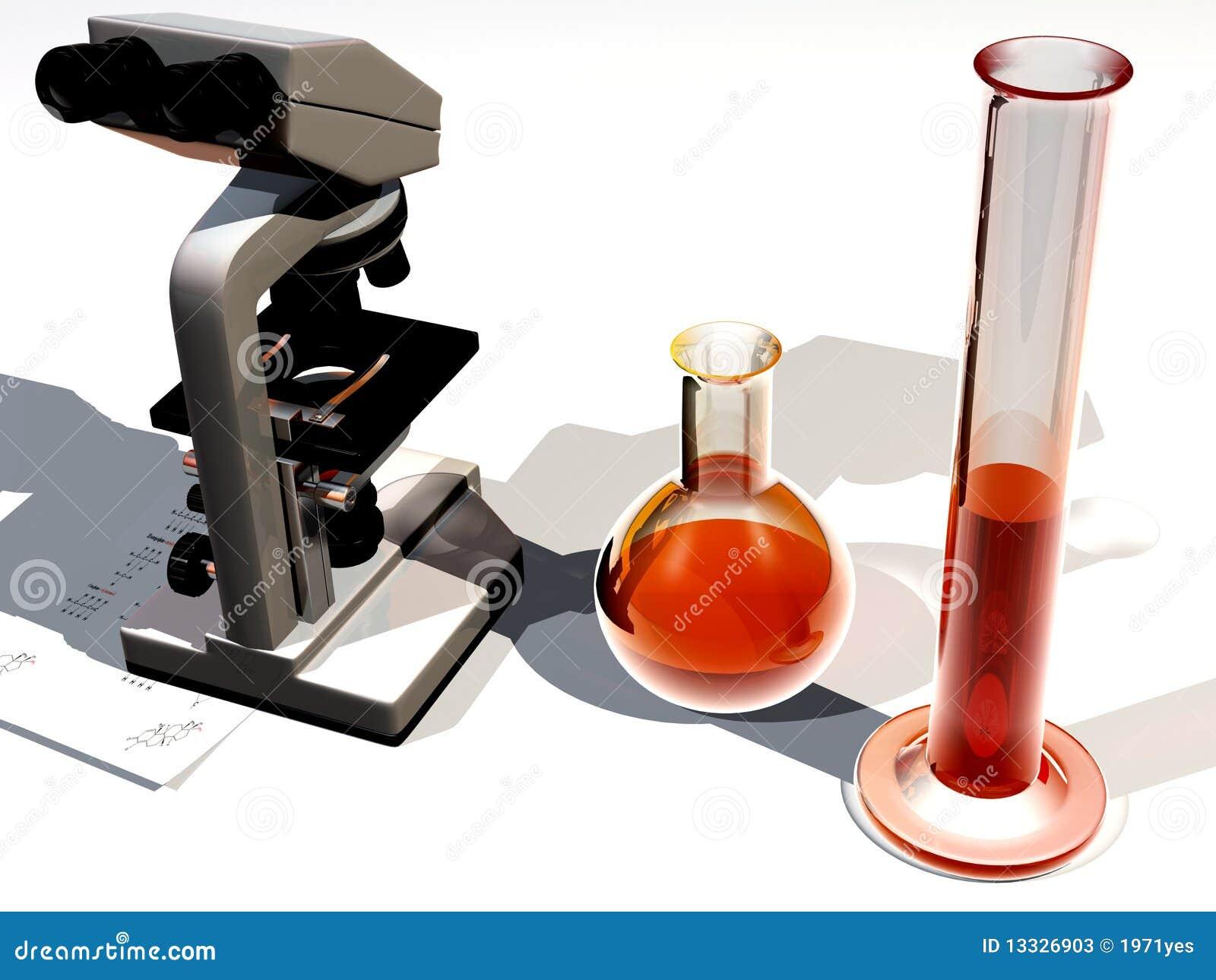 Chemiczni przyrząda