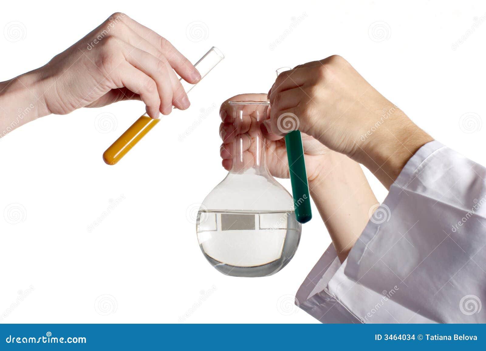 Chemiczny eksperyment