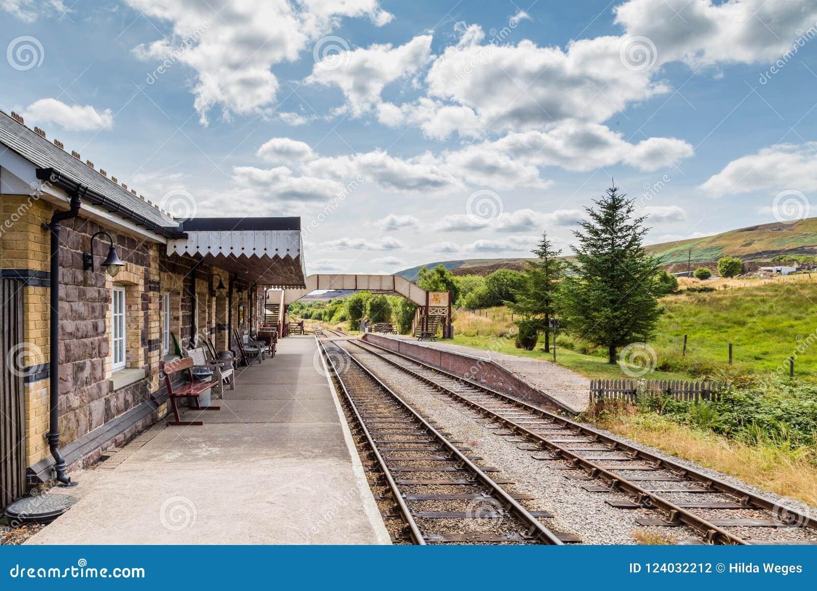 Chemin de fer d héritage dans Pontypool et Blaenavon, Pays de Galles, R-U