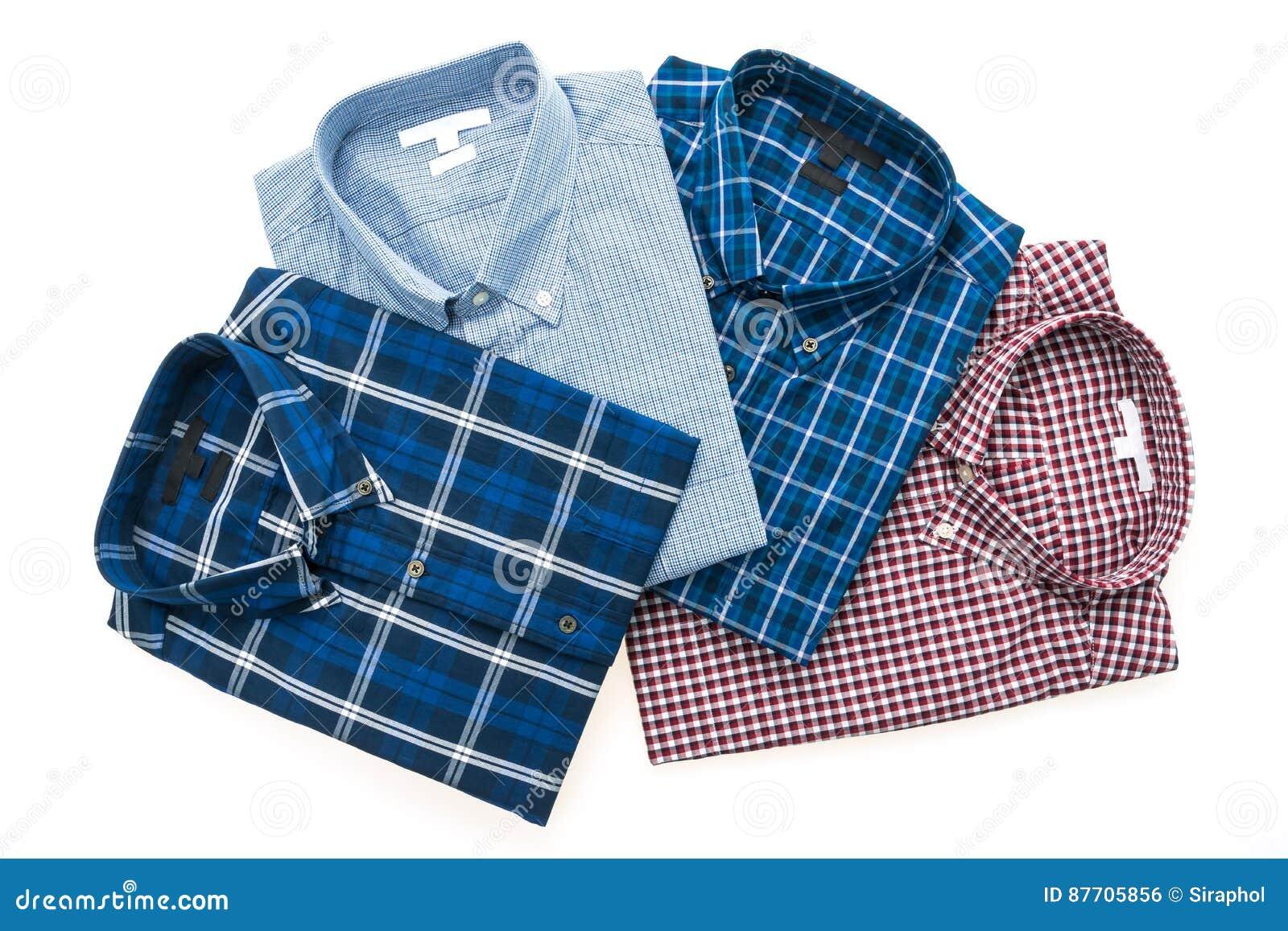 Chemise d hommes pour l habillement