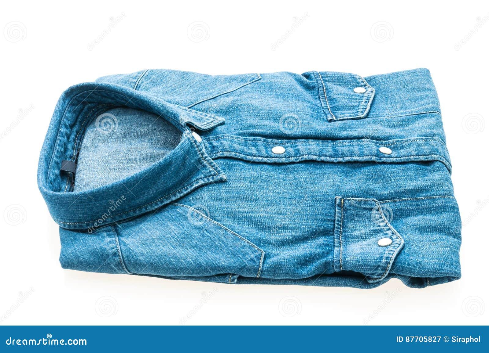 Chemise de jeans