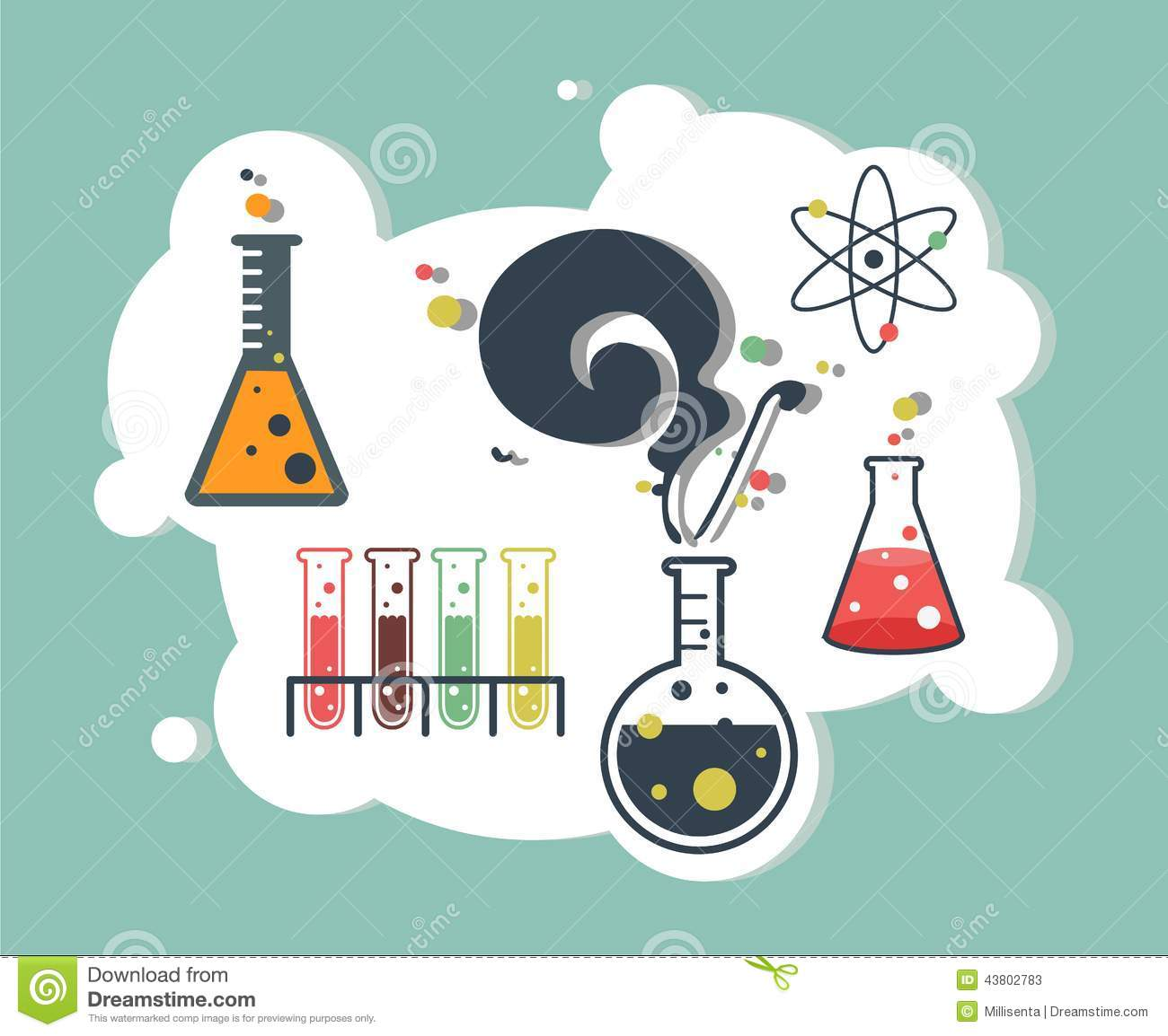 Medical Laboratory Clipart