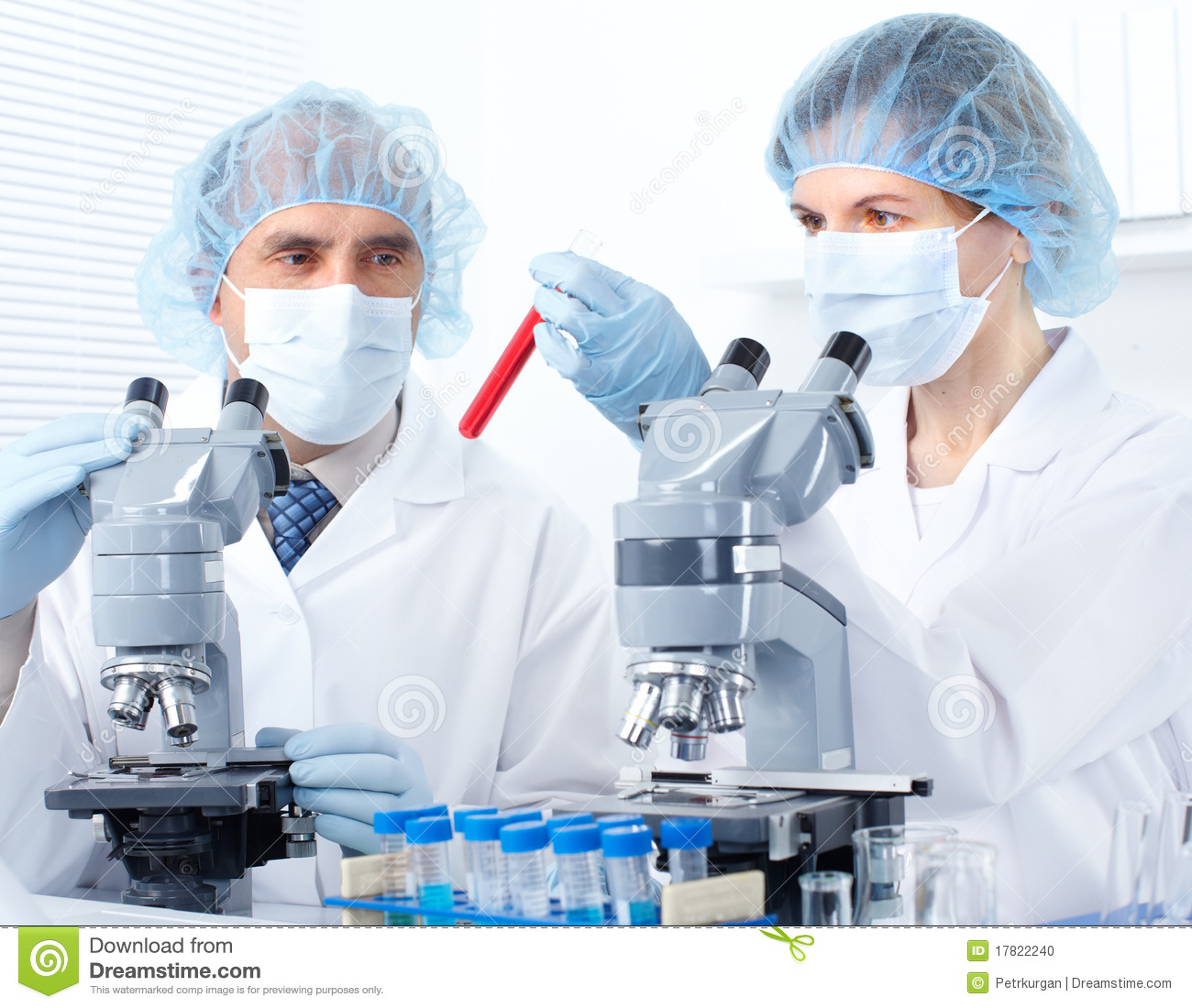 Chemistry. Science Team Stock Photo - Image: 17822240