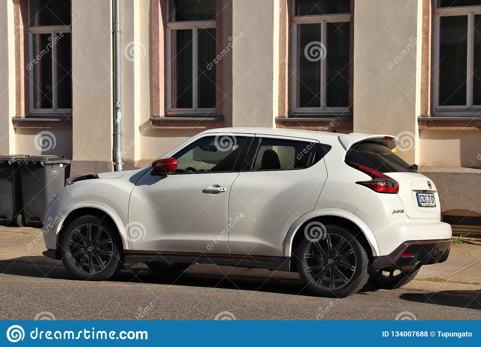 Nissan Crossover Suv Editorial Stock Photo Image Of Crossover 134007688
