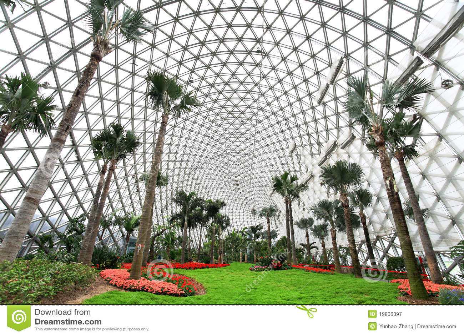 chen shan shanghai botanical garden editorial photography