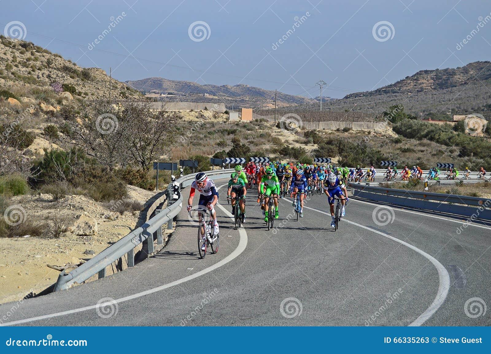 Chen Sie Rennen einen Kreislauf durchma