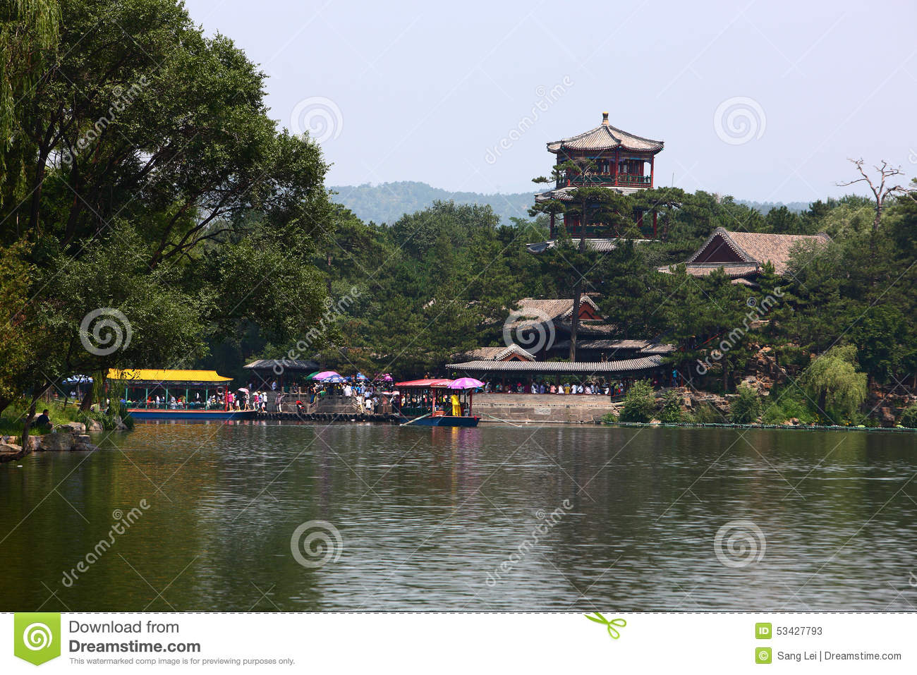 chengde mountain resort  putuo  hebei province by the Centripetal Force Examples Centripetal Force Equation