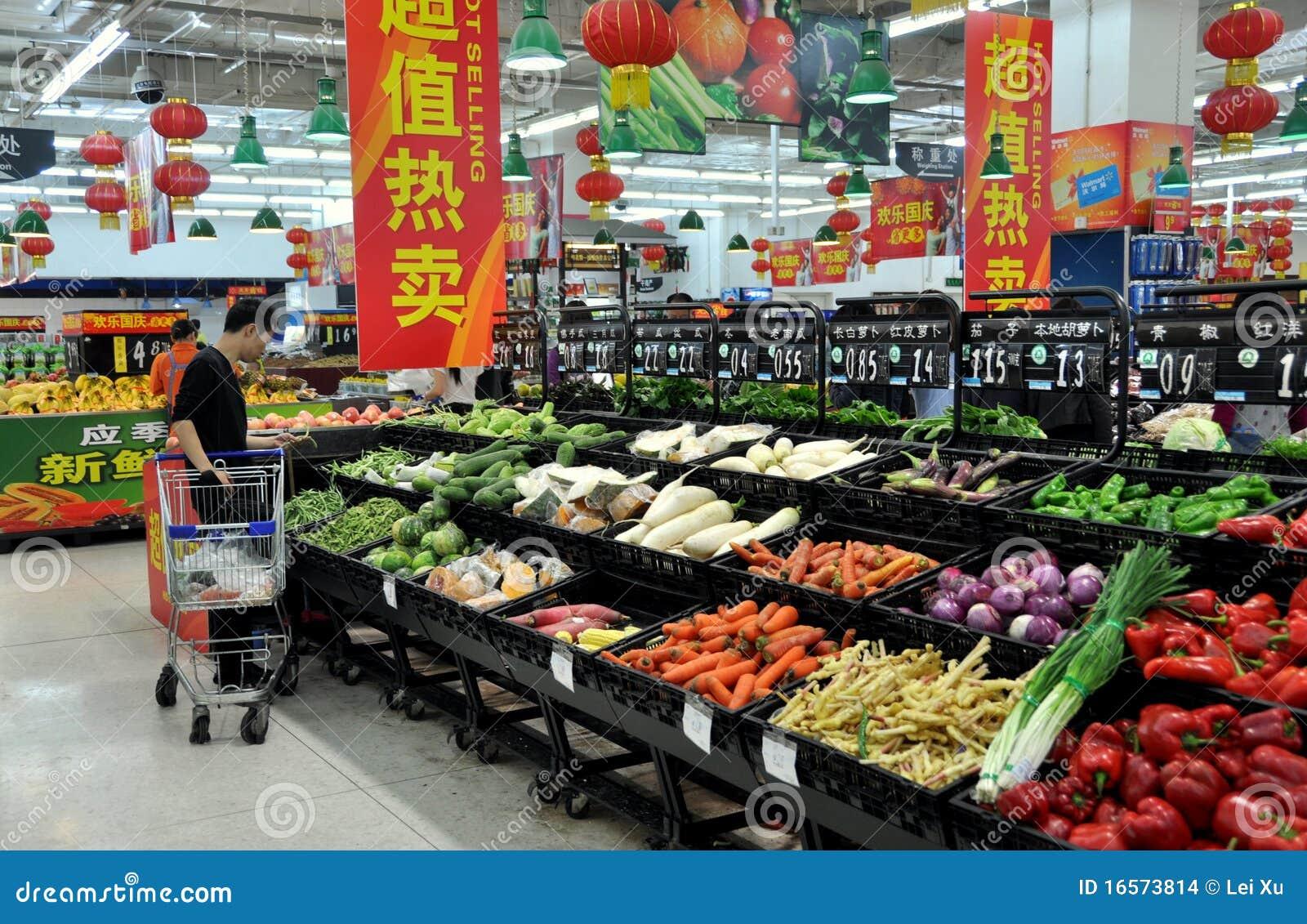 Walmart Corporate Contact >> Chengdu, China: Walmart Supermarket Editorial Stock Image ...
