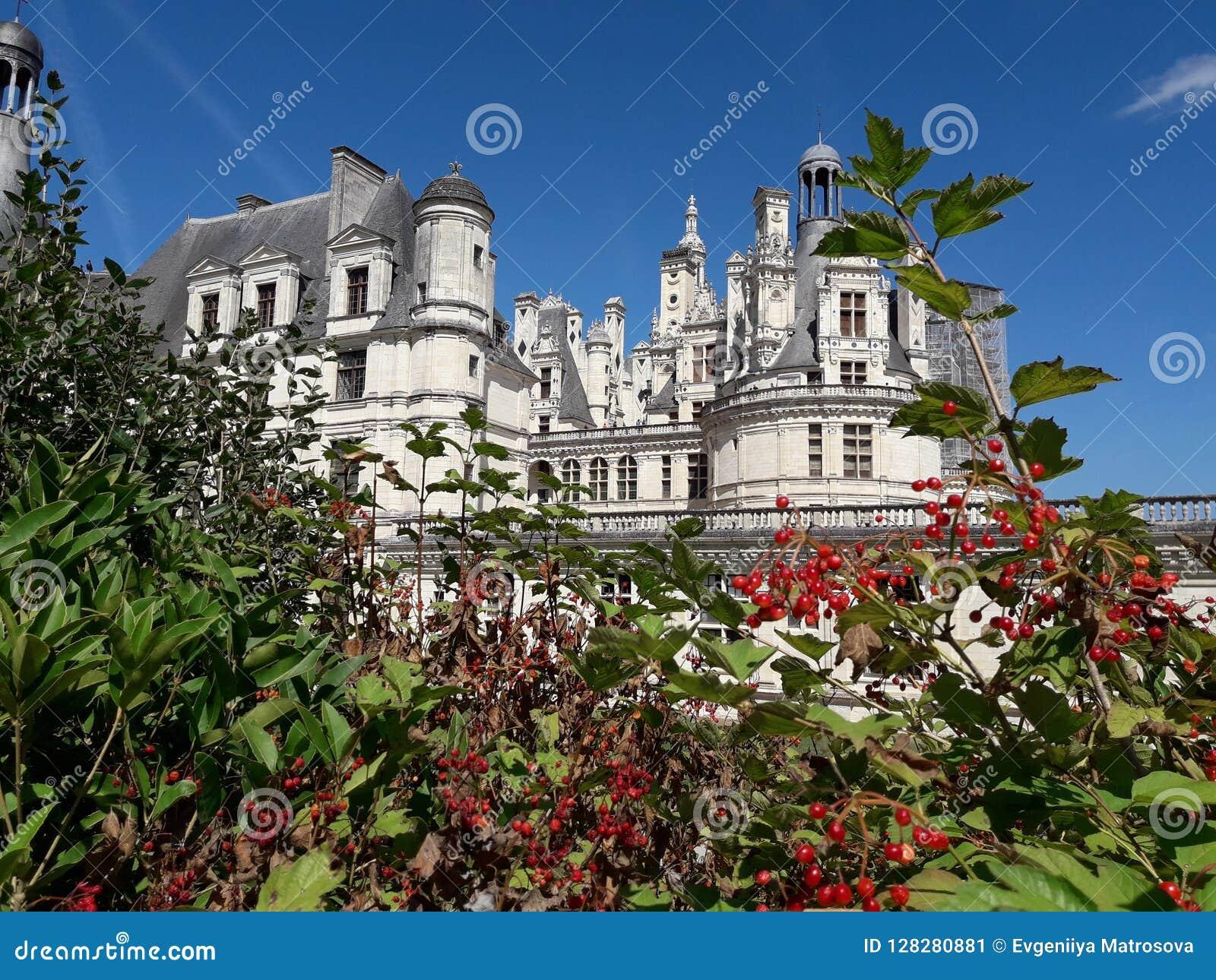 Chenonceau-Schloss