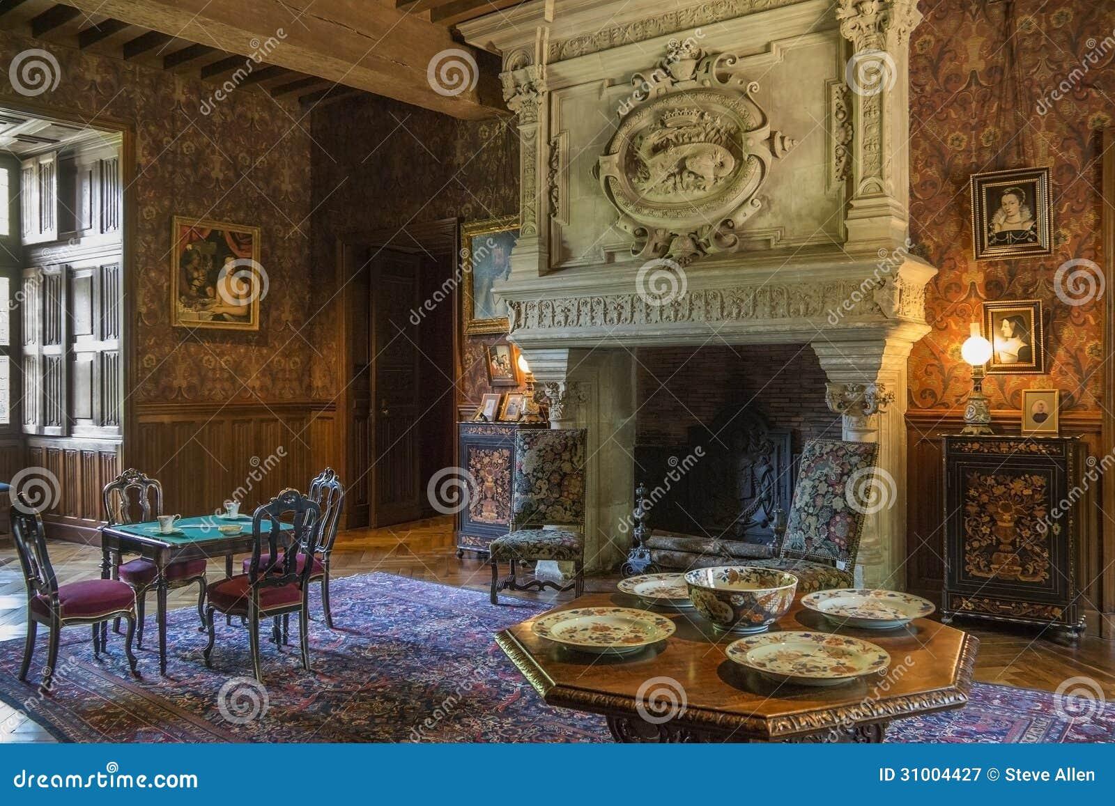 Chenonceau val de loire frances photographie ditorial for Chateau chenonceau interieur