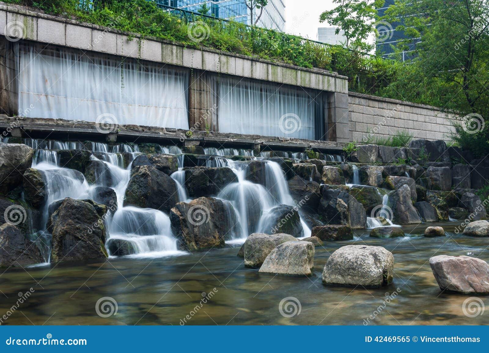 Cheonggyecheon-Strom