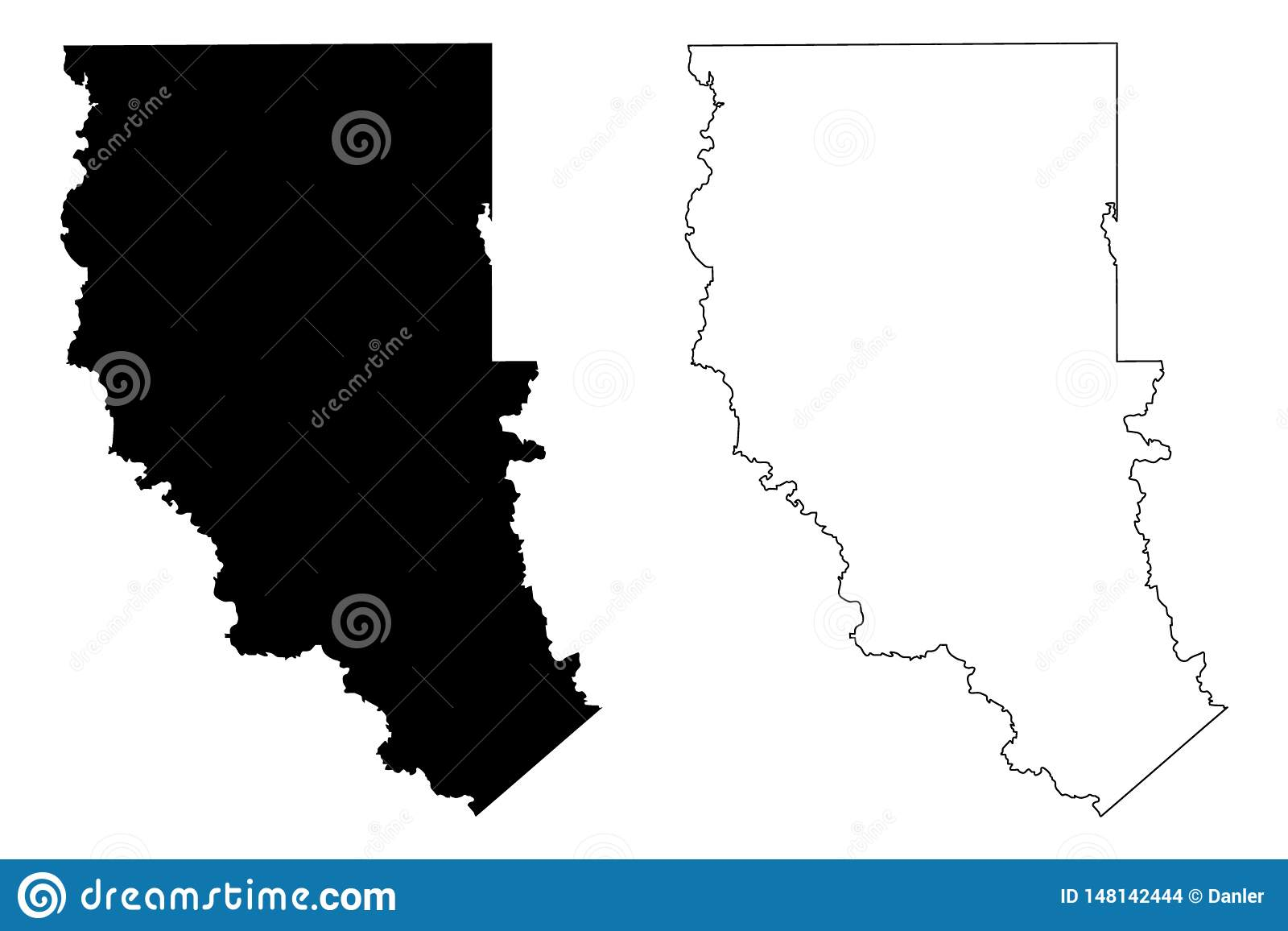 Cherokee County, Texas Counties In Texas, United States Of ...