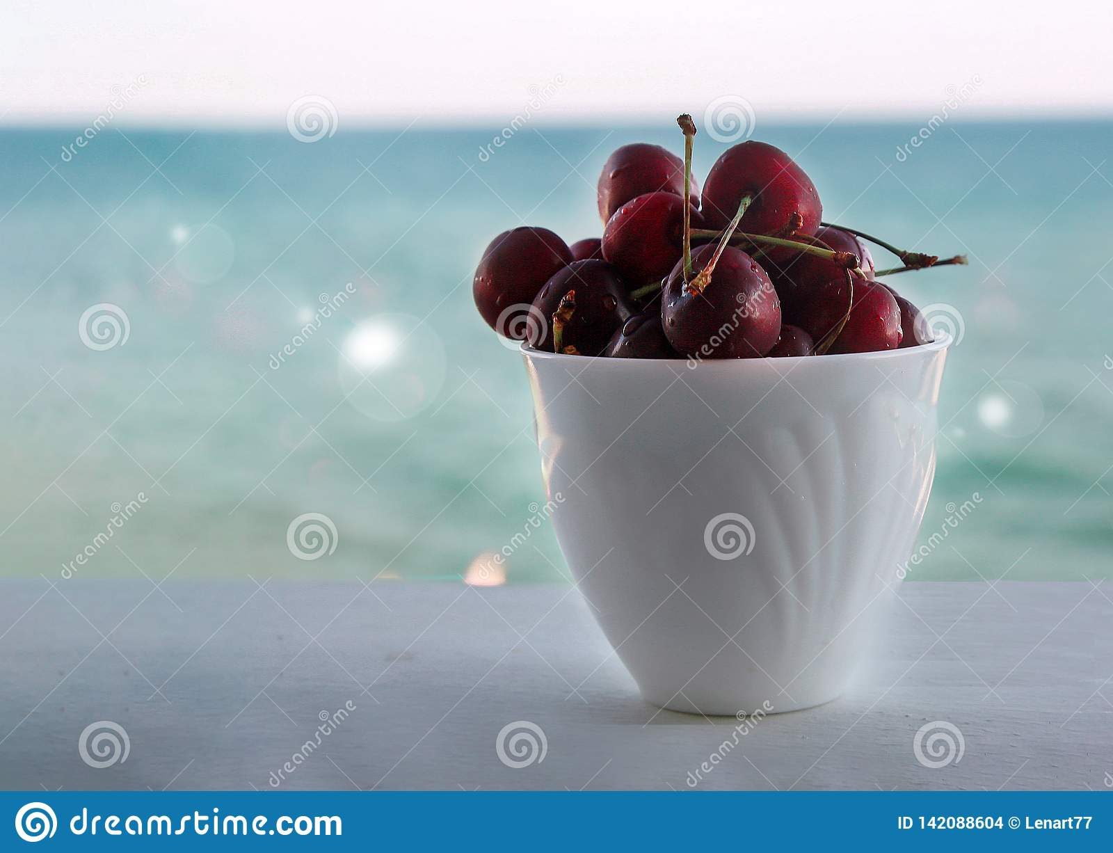 Cherries in the Cup