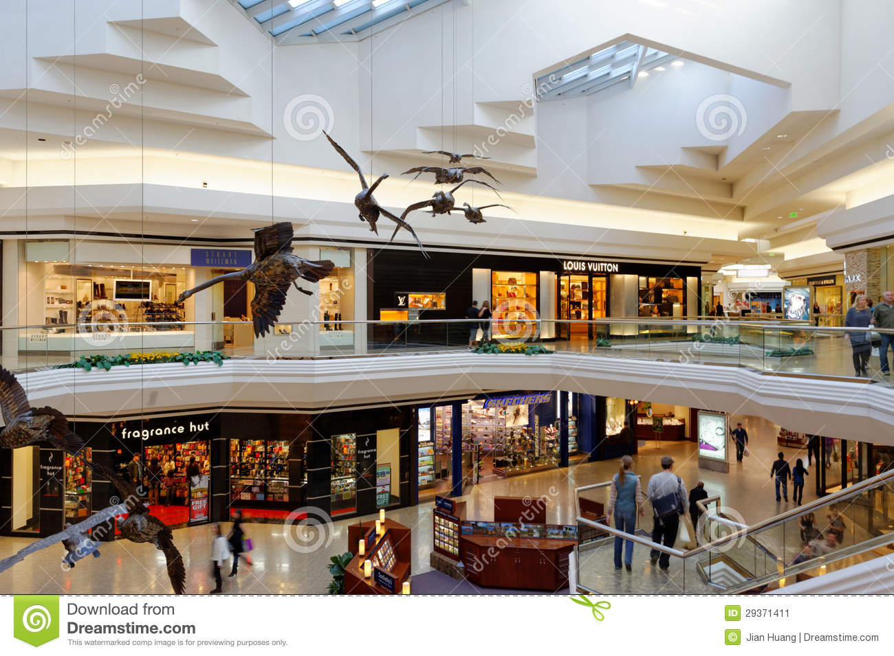 Cherry Creek Mall In Denver Editorial Photo Image 29371411