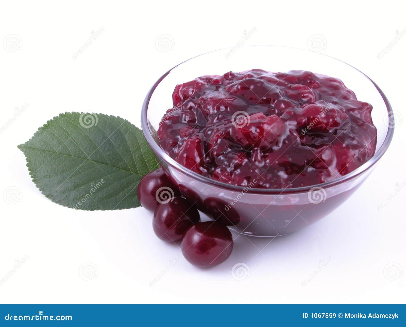 Cherry dżem