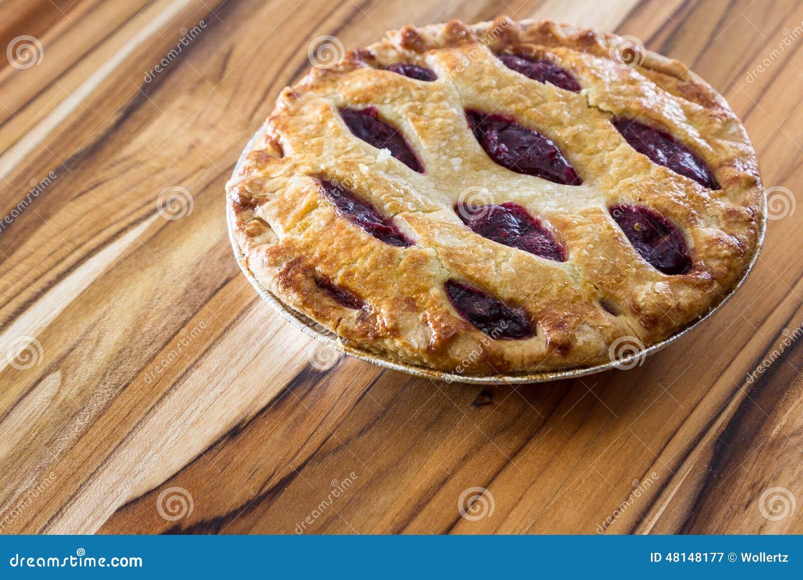Cherry Pie Stock Photo - Image: 48148177