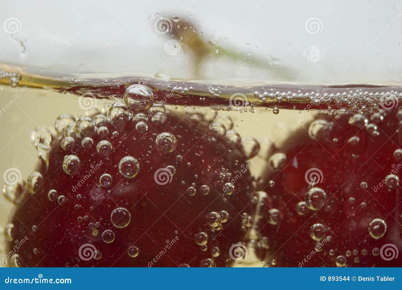 Cherry szampańska