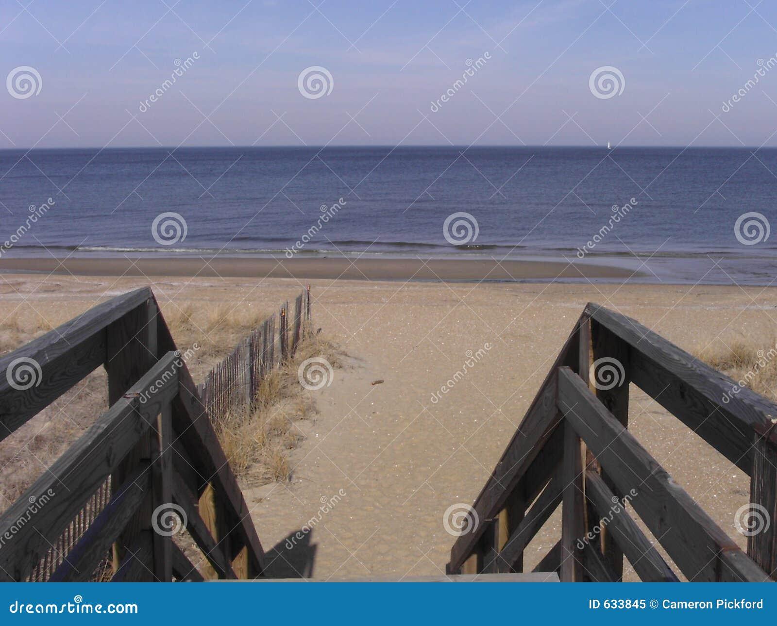 Download Chesapeake пляжа залива стоковое изображение. изображение насчитывающей baxter - 633845