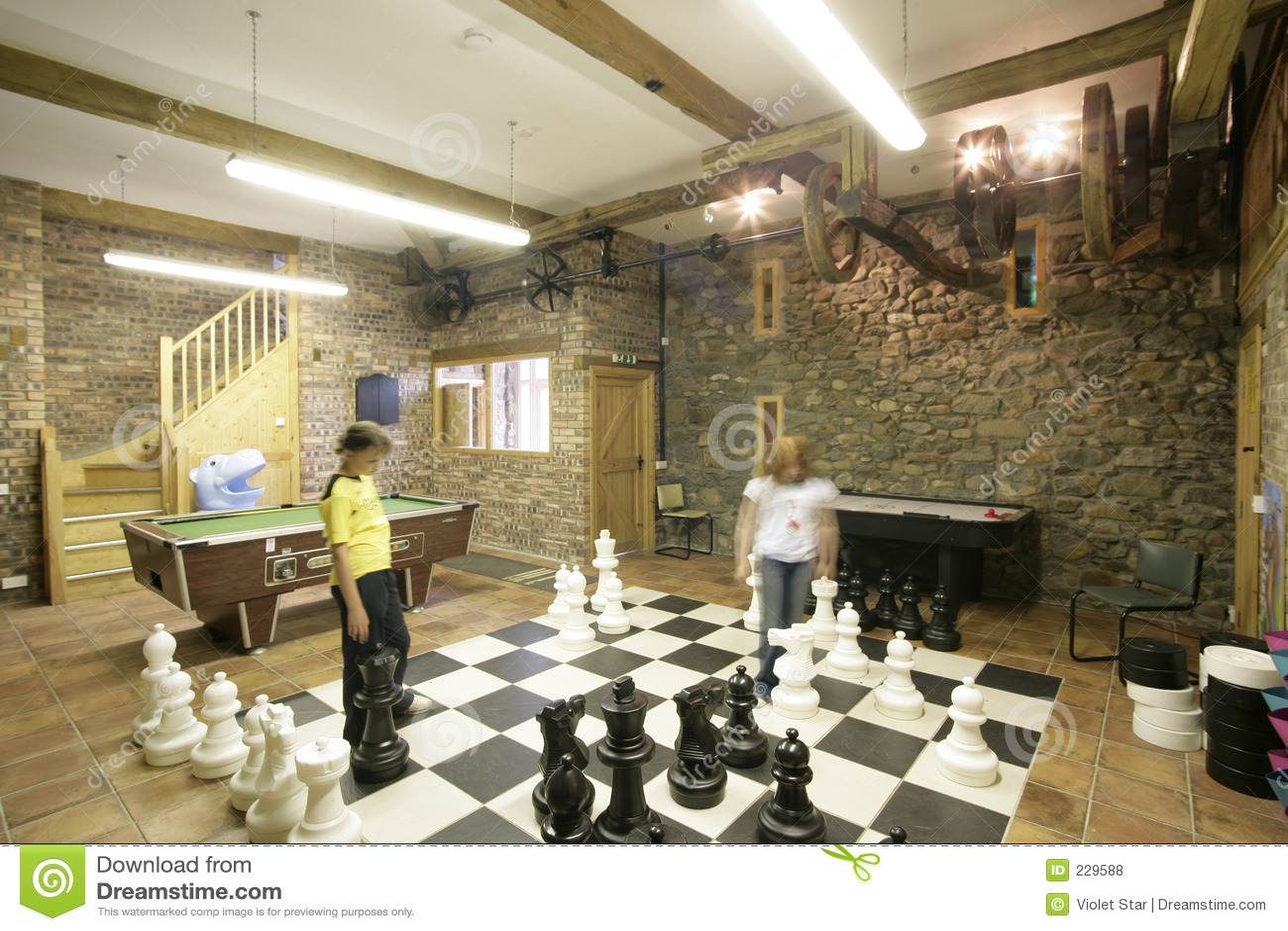 Chess Royalty Free Stock Photos Image 229588