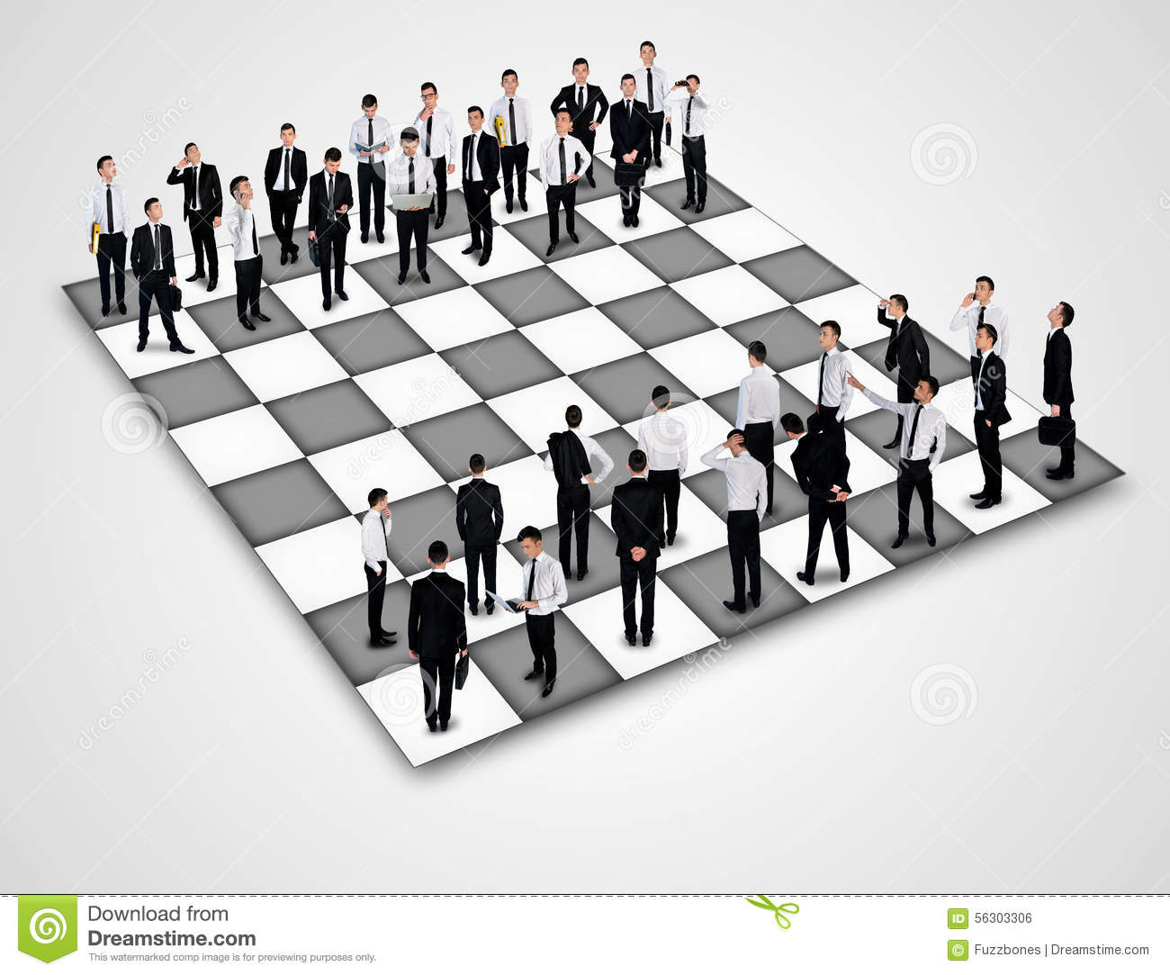 Success In Negotiations >> Chess board stock photo. Image of idea, career, business - 56303306
