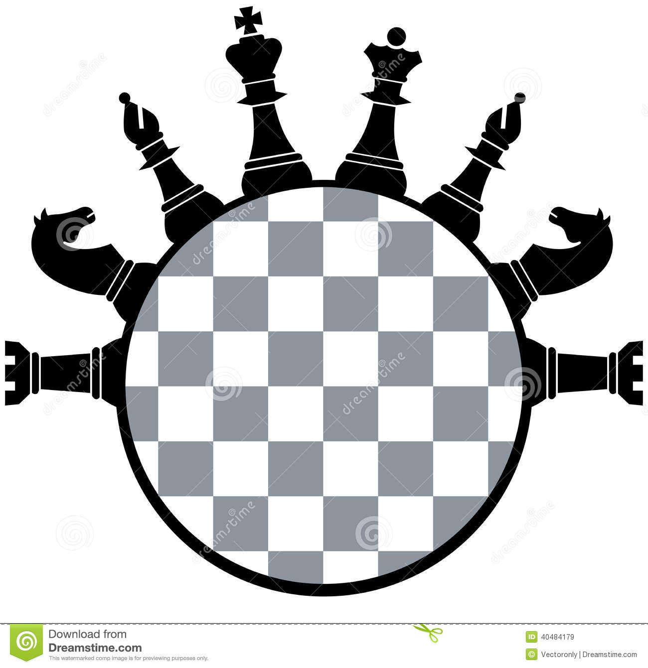 free illustration chessboard render - photo #5
