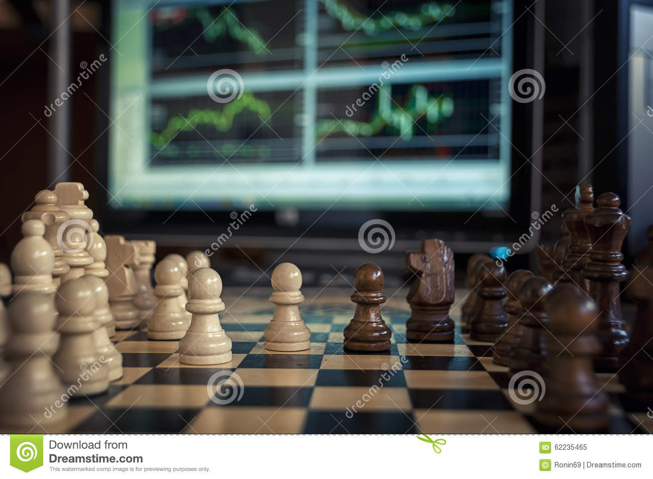 Forex board game