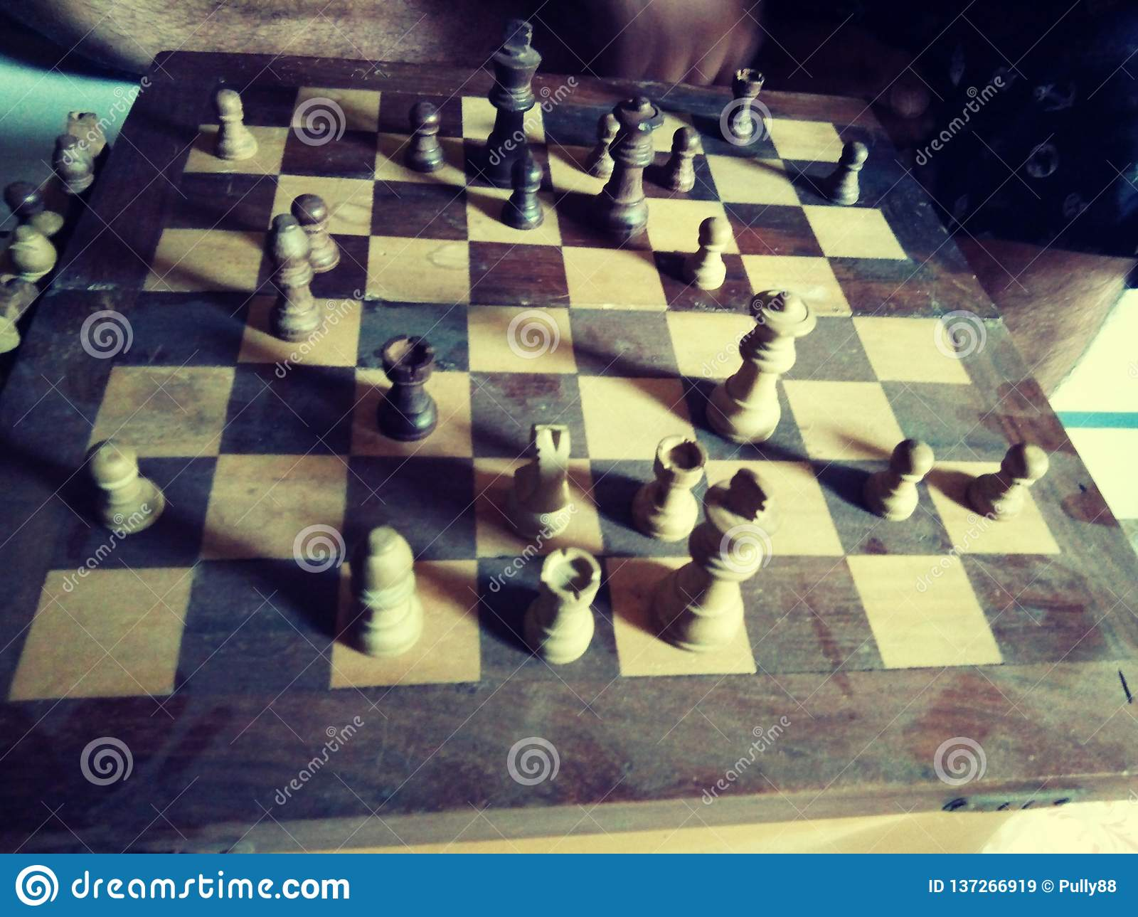 Chess stock image  Image of chess, great, brain, friends