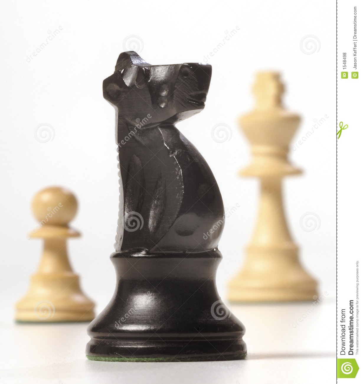 Download Chess pieces stock photo. Image of king, pawn, strong - 1548498