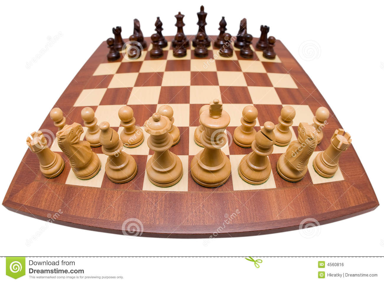 Chess pieces royalty free stock image image 4560816 - Simple chess set ...