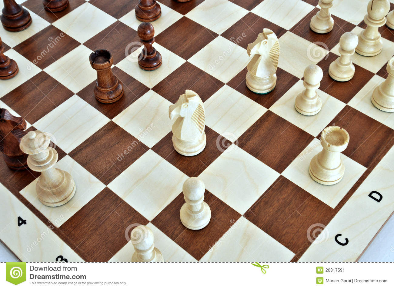 Wood Chess Board Plans