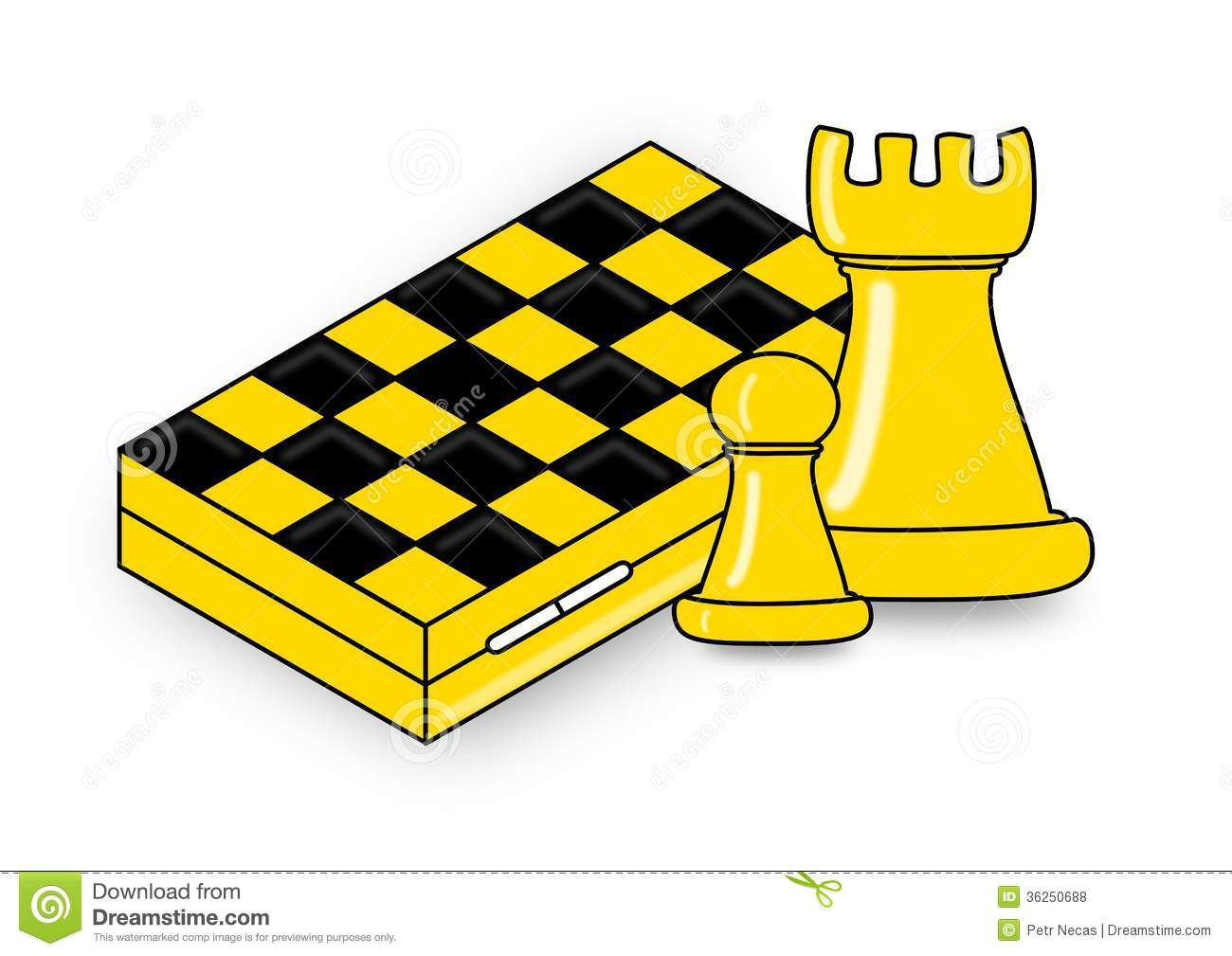 free illustration chessboard render - photo #2