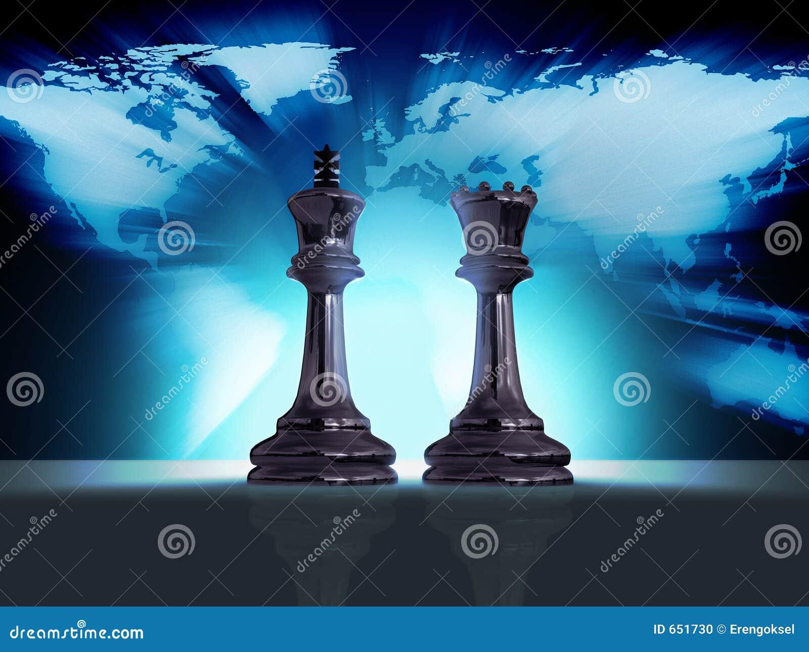 Chess world stock illustration. Illustration of abstract ...