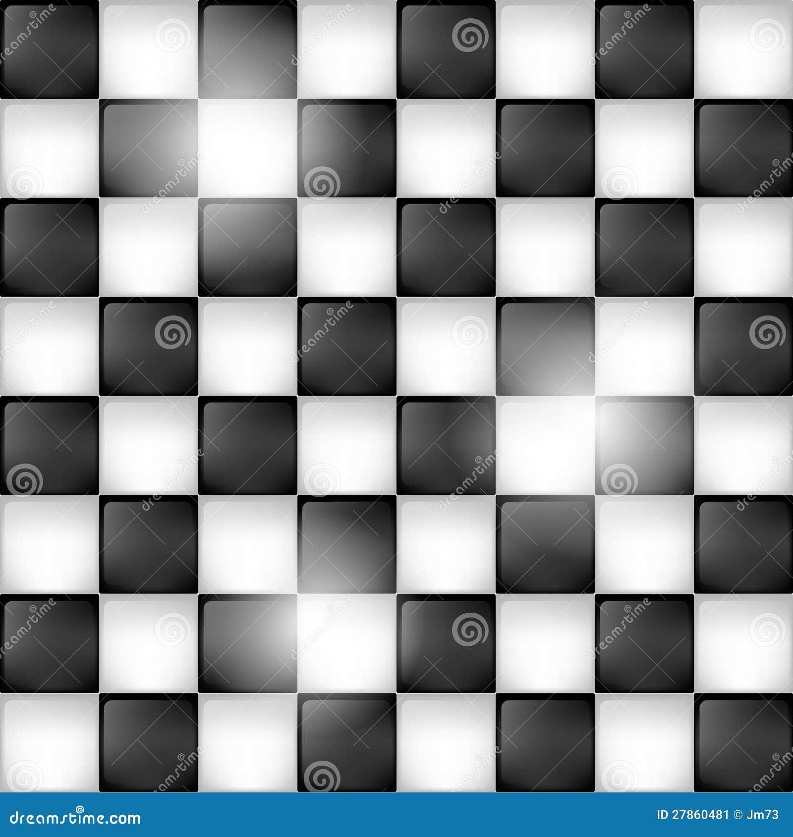 Chessboard błyszczący tło